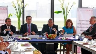 Amplían autoridades cartera de proyectos a financiar con Fondo Metropolitano