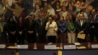 Plataforma de acuerdos de comisiones de transición será pública