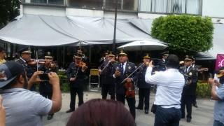 Vibra Zona Rosa con Flashmob de mariachis