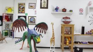 El Gobierno de Ciudad de México invita a la población a conocer la tienda de exhibición y venta de artesanía penitenciaria