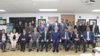 Gobierno de la Ciudad de México firma acuerdo en materia de reinserción laboral, basado en la experiencia italiana